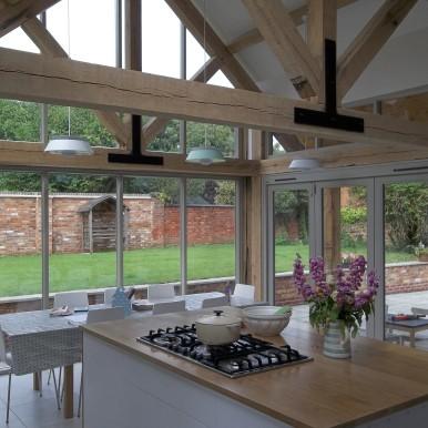 East Haddon kitchen