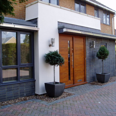 Lubenham Hill exterior 2
